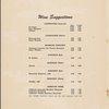 Thanksgiving (1955) dinner at Gramercy Park Hotel -- New York, New York (NY) (English).