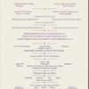Gramercy Park Hotel Easter Dinner Menu #99