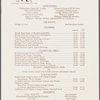 Hotel Gramercy Park Dinner Menu #105