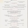 Christmas dinner at Gramercy Park Hotel -- New York, New York (NY) (English, French, Italian).