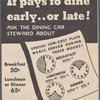 Daily menu held by Pennsylvania Railroad (Railroad) -- (English)