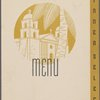 Dinner at Southern Pacific (Railroad) -- (English)