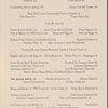 Lunch menu, San Francisco Overland Limited, Diner Car 372