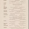 Dinner menu, San Francisco Overland Limited