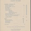 Wine list at Southern Pacific (Railroad)