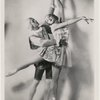 "Irina Baronova and Roman Jasinksky in ""Aurora's Wedding"""