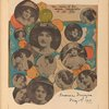 Portrait montage of Lily Elsie. American Magazine, 1 May 1910