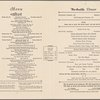 Dinner held by Denver and Rio Grande Western Railroad  (Railroad) -- (English)