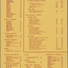 Daily menu at Forbidden City (Restaurant) -- San Francisco, California (CA) (English)
