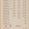 Daily menu at Tao Tao Restaurant (Restaurant) -- San Francisco, California (CA) (Chinese,English)