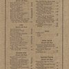 Daily menu, The Chinese Rathskeller