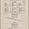 Daily menu at Ruby Foo's (Restaurant) -- New York, New York (NY) (English)