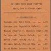 Daily menu at Ruby Foo's Sun Dial (Restaurant) -- New York, New York (NY) (English)