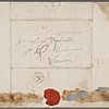 Autograph letter signed to Joseph Johnson, 5 December [1786]