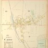 Cayuga County, Right Page [Map of village of Cato]
