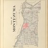 Cayuga County, Right Page [Map of town of Montezuma]