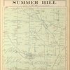 Cayuga County, Right Page [Map town of Summer Hill]
