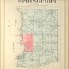 Cayuga County, Right Page [Map of Springport]