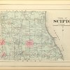 Cayuga County, Left Page [Map of town of Scipio]