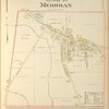 Cayuga County, Right Page [Village of Meridian]