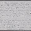Holograph review of Albert de Nordenshild