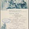 Tea Menu, Norddetscher Lloyd Bremen