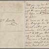 Autograph letter signed to Maria Reveley, [26 June 1797]