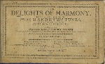 Delights of Harmony [Title page]