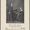 Robert and Clara Schumann. (From a daguerreotype in Hamburg, 1850) Robert Schumann sesquicentennial (b. June 8, 1810).