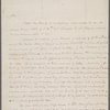 Autograph letter signed to William Godwin, 19 December 1803