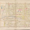 Atlantic City, Double Page Plate No. 10 [Map bounded by Ohio Ave., Pacific Ave., Mississippi Ave., Mediterranean Ave.]