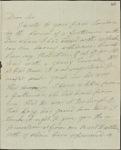 Autograph letter signed to John Hogg, 8 September 1811
