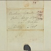 Autograph letter signed to John Hogg, 8 September 1811