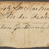 Credit reference signed, 14 May 1813