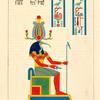 Thôout, Thoth deux fois grand, [ le second Hermès.]
