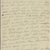 Autograph letter signed to Thomas Jefferson Hogg, 23 January 1815