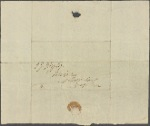 Autograph letter signed to Thomas Jefferson Hogg, 6 March 1815