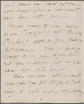 Autograph letter signed to Thomas Jefferson Hogg, 25 April 1815