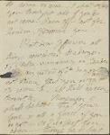 Autograph letter signed to Thomas Jefferson Hogg, 26 April 1815