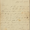 Autograph letter signed to John Taylor, 23 July 1815