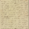 Autograph letter unsigned to Thomas Jefferson Hogg, 17 January 1811