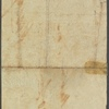 Autograph receipt signed, to John Slatter (plumber and glazier), 12 March 1811