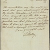Autograph letter signed to Thomas Jefferson Hogg, 27 March 1811