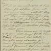 Autograph letter signed to Percy Bysshe Shelley, 9 April 1811
