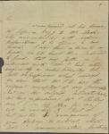 Autograph letter signed to John Hogg, ?12 April 1811