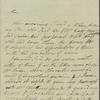 Autograph letter to Robert Clarke, 14 April 1811