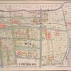 Newark, V. 1, Double Page Plate No. 15 [Map bounded by Second River, Passaic River, Grafton Ave., Clifton Ave.]