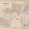Newark, V. 1, Double Page Plate No. 28 [Map bounded by Caroline Ave., Myrtle Ave., University Pl., Cumberland St., Geneva St., Ocean Ave.]
