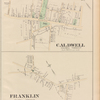 Essex County, Right Page Plate: [Map of Caldwell, Franklin]
