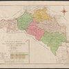 Carte Nouvelle des Royaumes de Galizie et Lodomerie, avec le District de Bukowine.